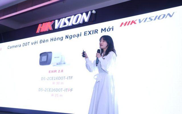 Dòng sản phẩm camera CCTV mới của HIKVISION