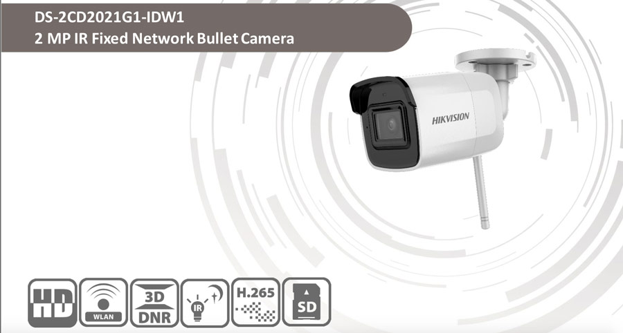 Camera DS-2CD2021G1-IDW1