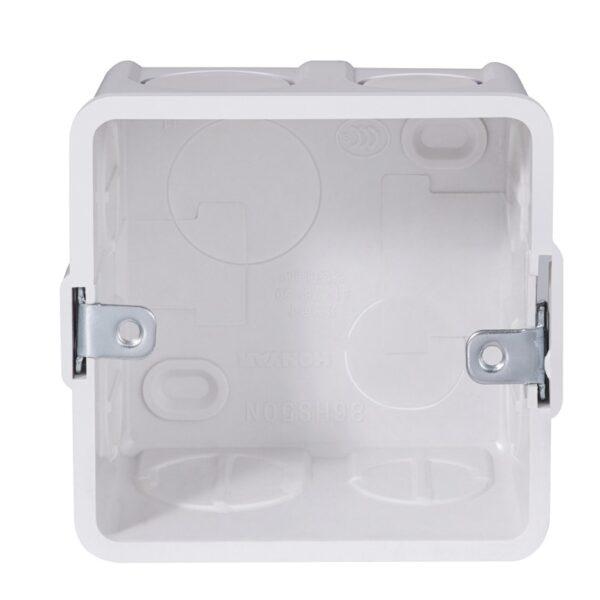 Khung nhựa gắn tường cho màn hình chuông cửa DS-KAB118