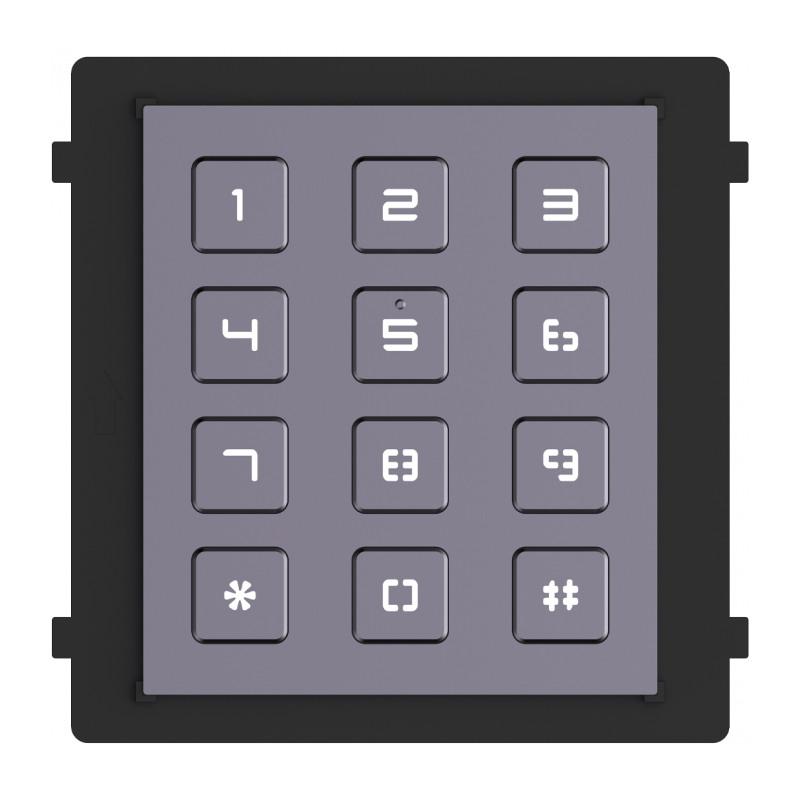 Module chuông cửa dạng bàn phím số HIKVISION DS-KD-KP
