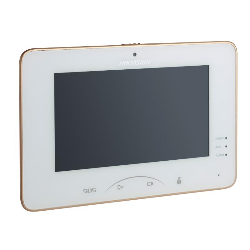 Màn hình chuông cửa 7 inch HIKVISION DS-KH8301-WT