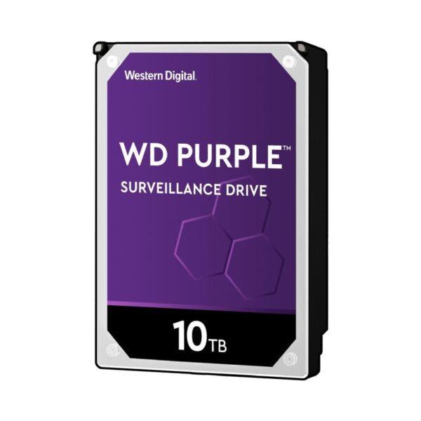 Ổ cứng Western Digital Purple 10TB WD101PURZ