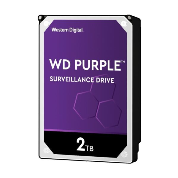 Ổ cứng Western Digital Purple 2TB WD20PURZ