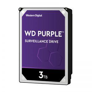 Ổ cứng Western Digital Purple 3TB WD30PURZ