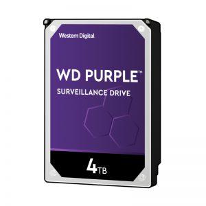 Ổ cứng Western Digital Purple 4TB WD40PURZ