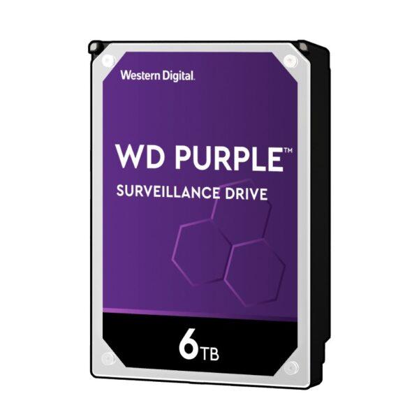Ổ cứng Western Digital Purple 6TB WD60PURZ