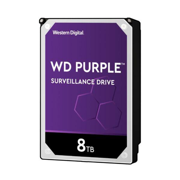 Ổ cứng Western Digital Purple 8TB WD82PURZ