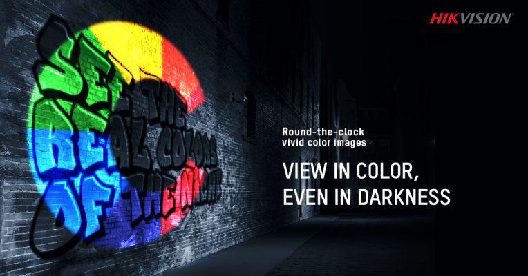 Công nghệ ColorVu HIKVISION
