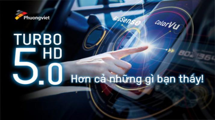 Giới thiệu công nghệ Turbo HD 5.0 của HIKVISION