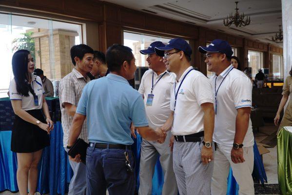 Giải golf CLB Doanh Nhân Sài Gòn