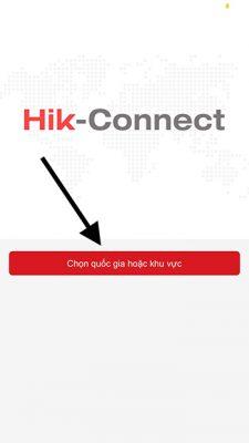 Hướng dẫn cài Hik-connect