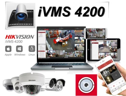 Hướng dẫn sử dụng phần mềm iVMS 4200