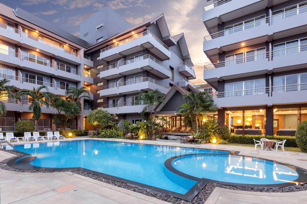 giải pháp khách sạn, resort