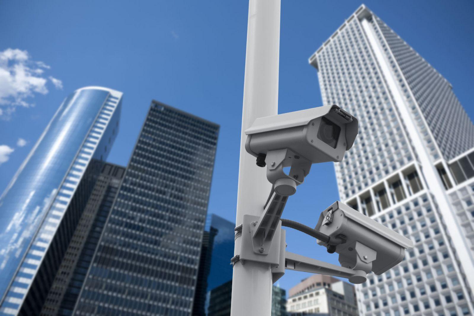 banner camera giám sát