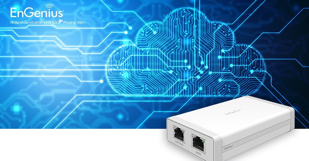 EnGenius SkyKey – Mạng truy cập đám mây trong tầm tay