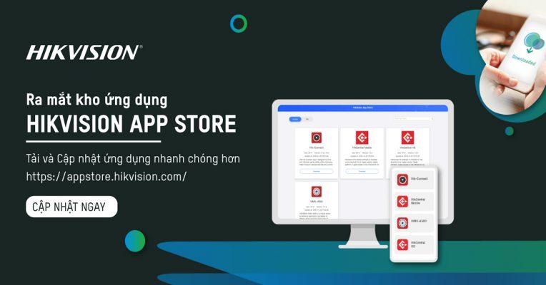hikvision app store
