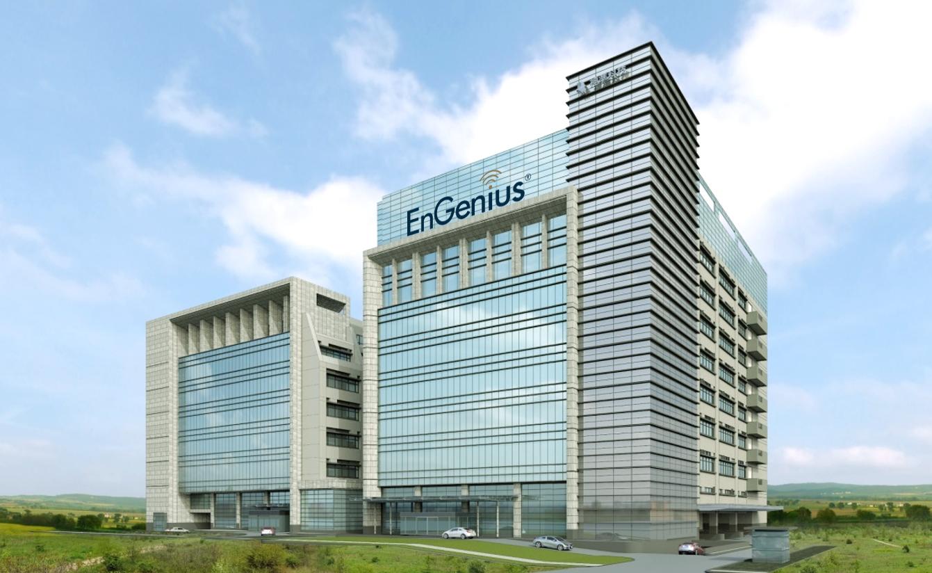 trụ sở engenius