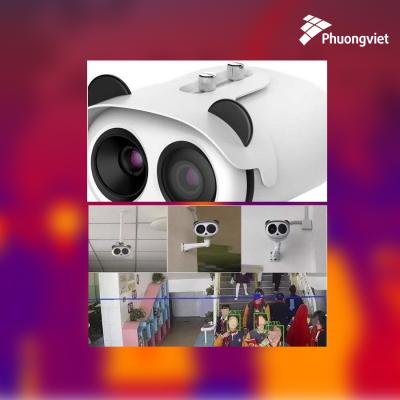 Những điều cần biết về camera đo thân nhiệt