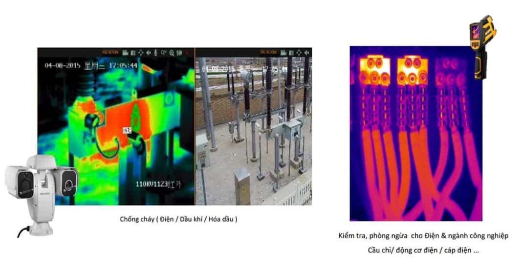 Camera thân nhiệt DS-2TD1217B-3/PA(B)