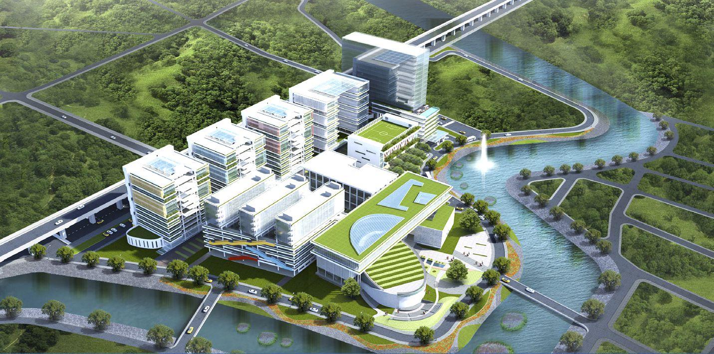 Dự án đại học Văn Lang