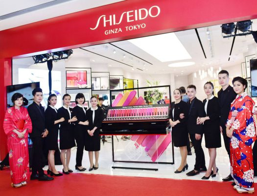 Dự án Shiseido