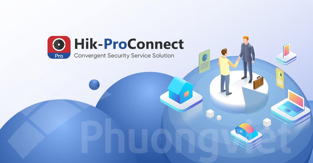 hik proconnect là gì